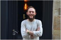 Portrait de Barmen avec Maxime Potfer