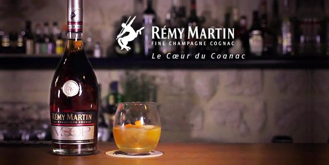 30 secondes pour un cocktail – Rémy Martin