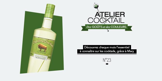 10 Tips cocktail avec Zubrowka