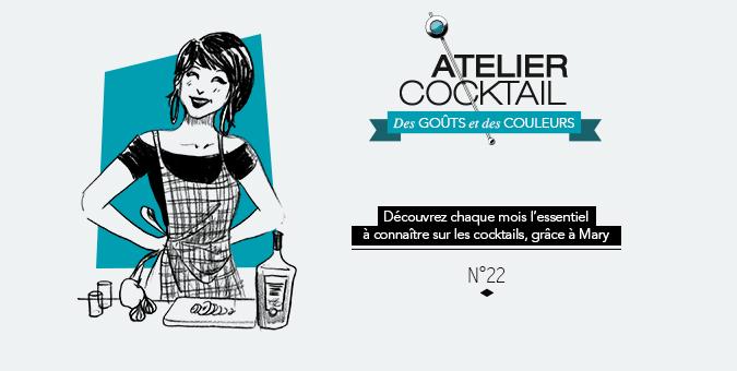 Chronique de Mary – Atelier Cocktail vous offre un voyage dans les îles des Caraïbes !