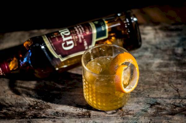 Grant's Old Fashioned