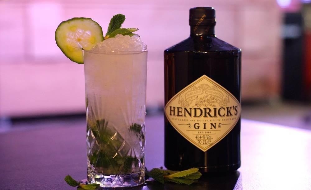Hendrick's Summer Mule
