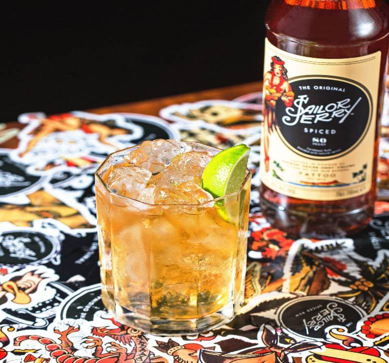 Jerry & Ginger Beer