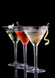 Classic martini - Most popular cocktails series
