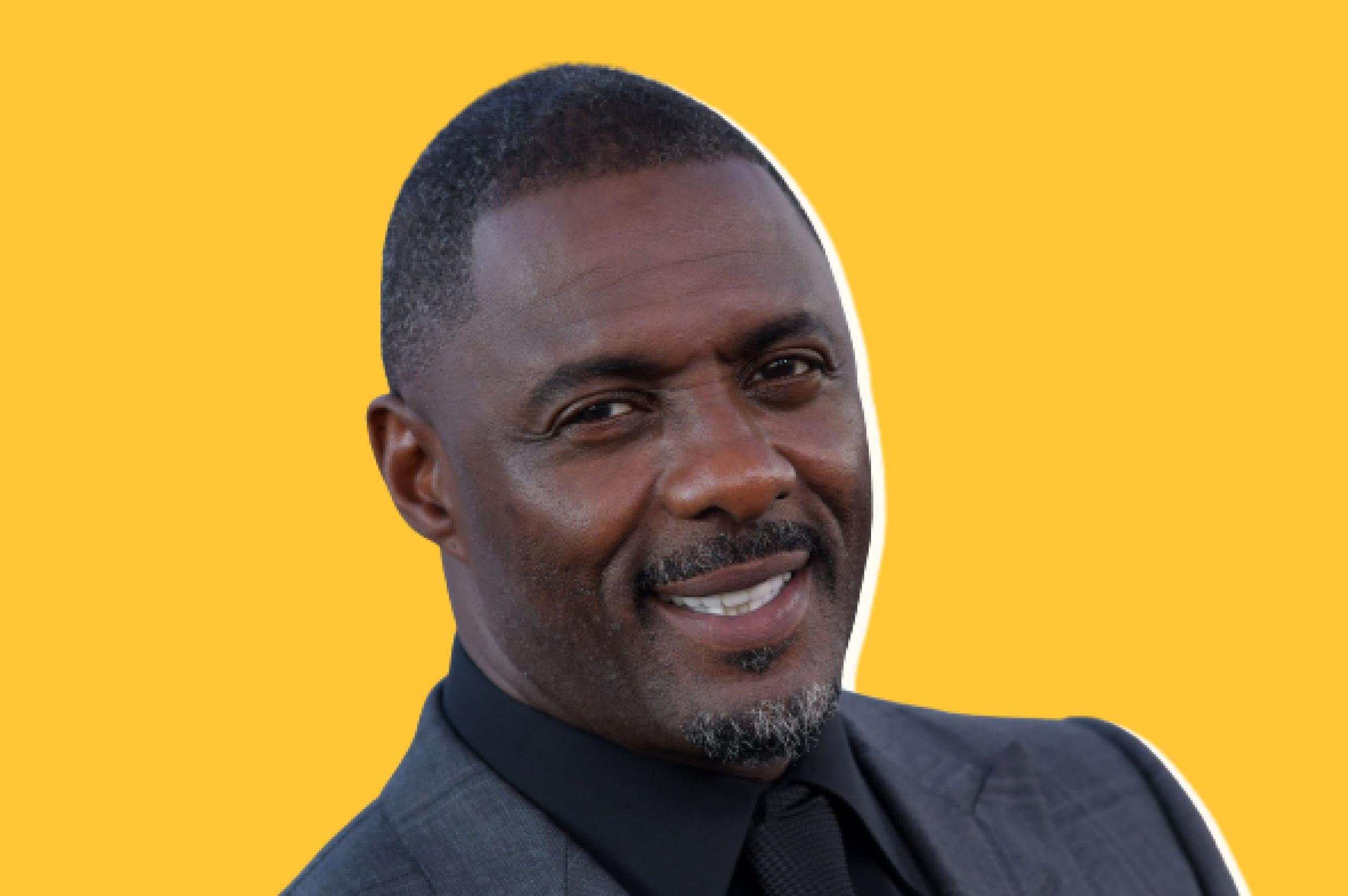 Idris Elba condemns attacks on Gaza
