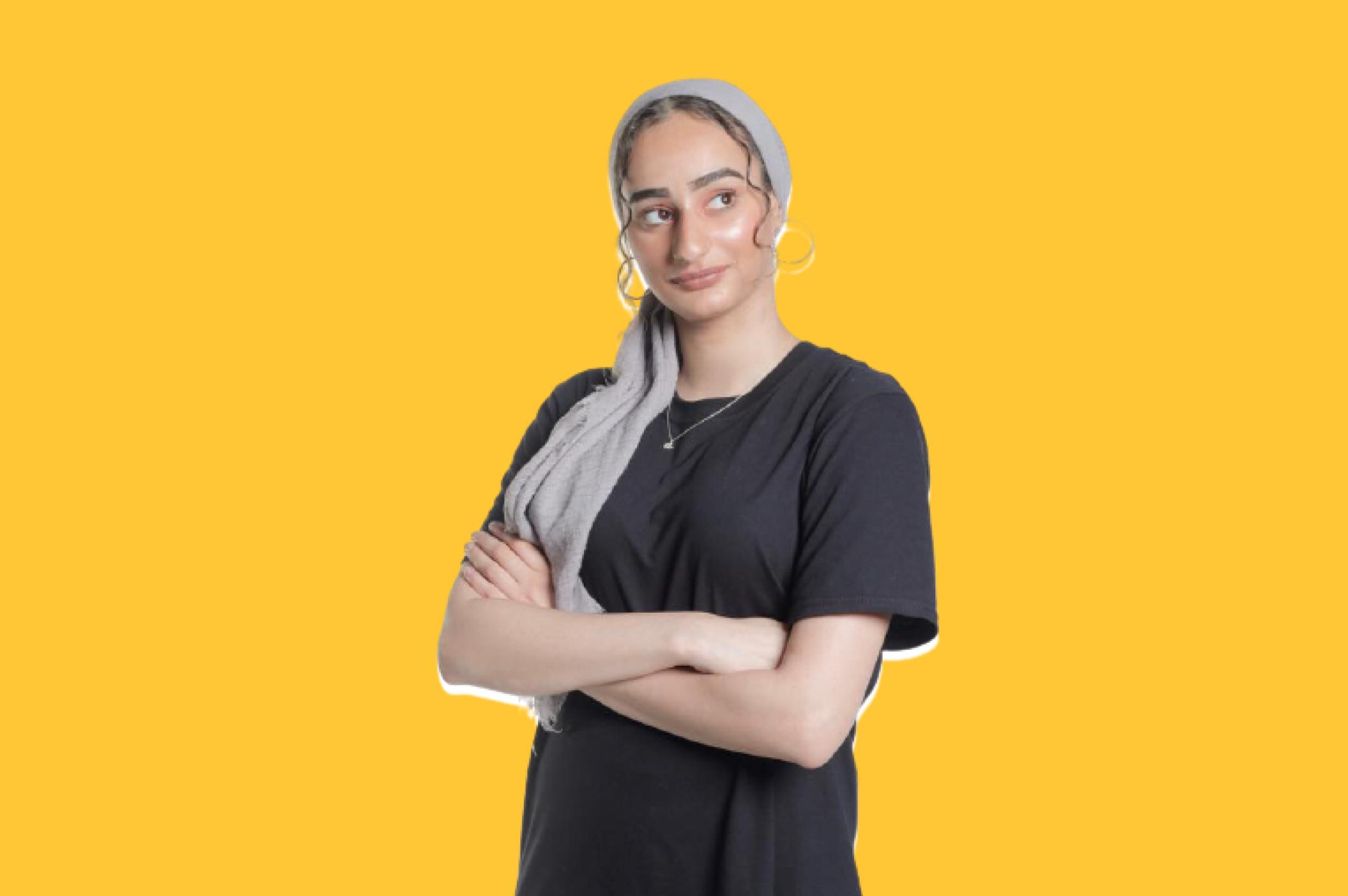 Saffiyah Syeed the 'hijabi boxer'