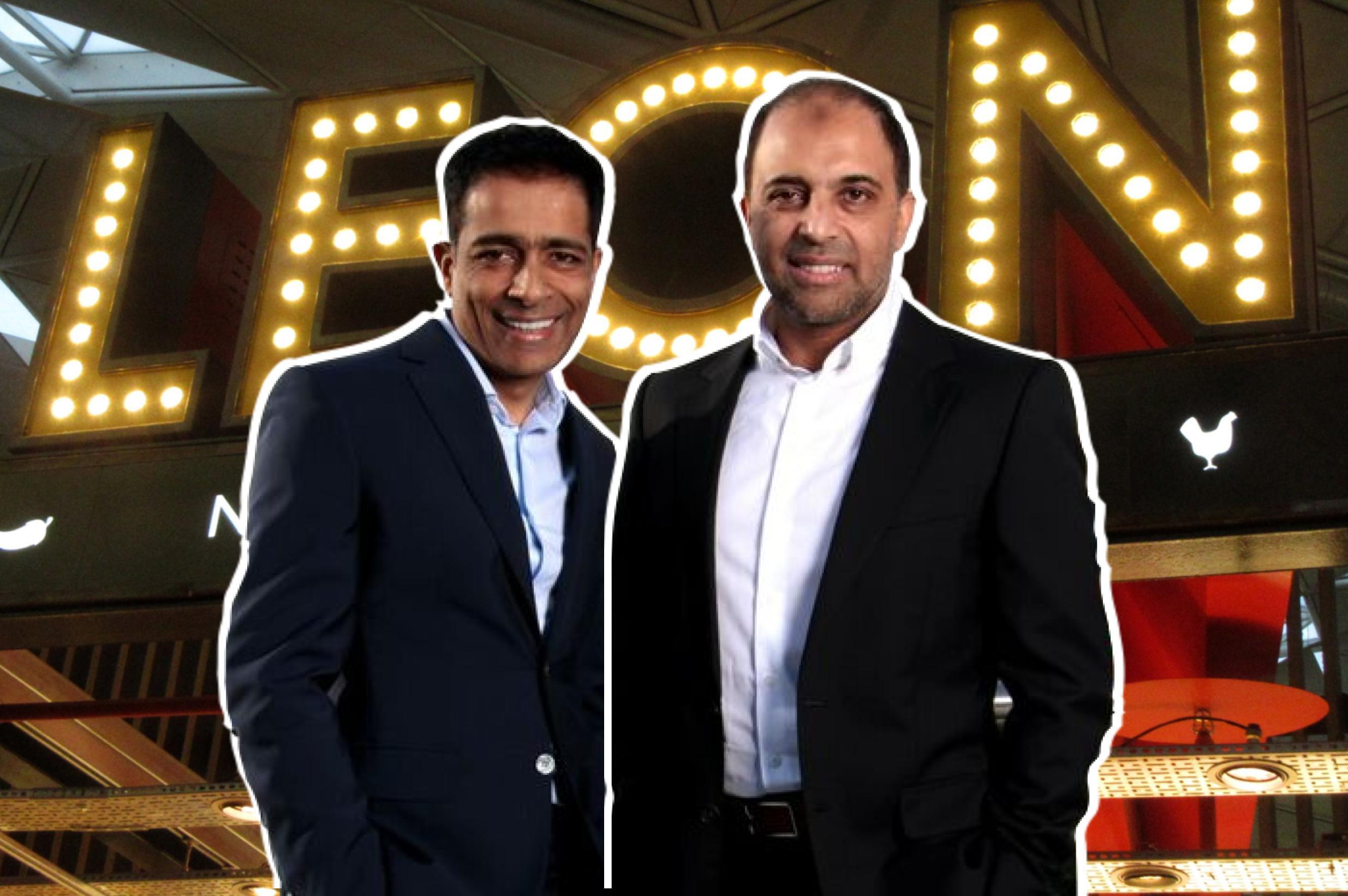 Mohsin and Zubair Issa participate in kickstart scheme