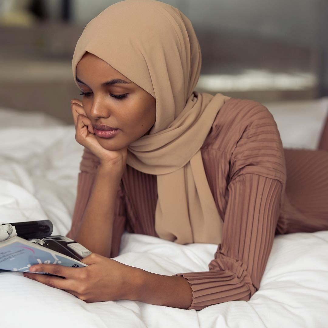Muslim model Halima Aden