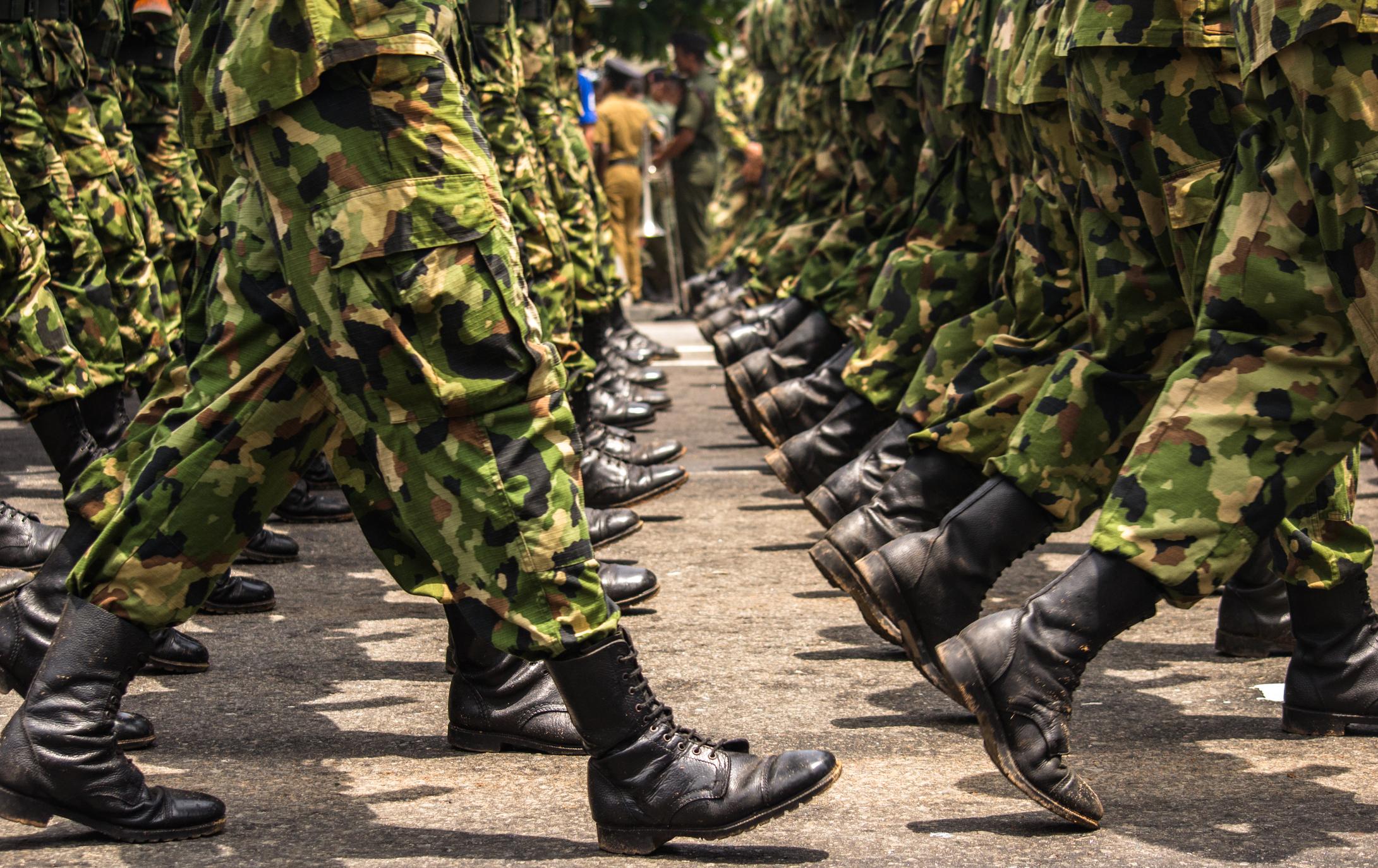 Sri Lankan military targets Muslims