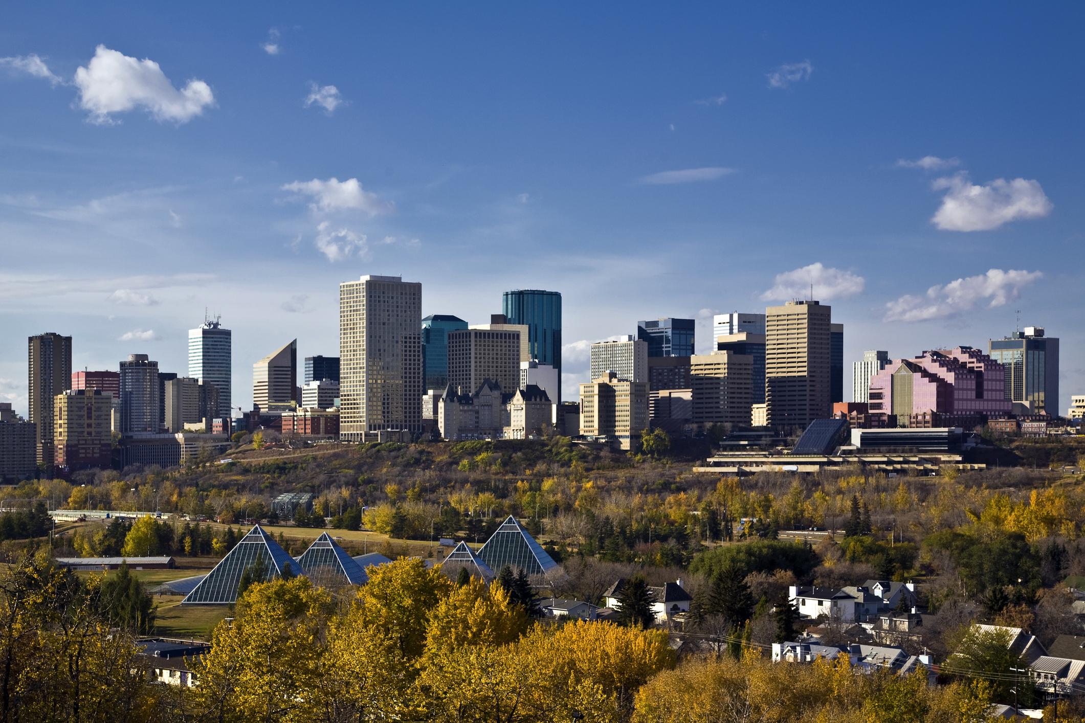 Alberta Canada the scene of an Islamophobic attack on two sisters