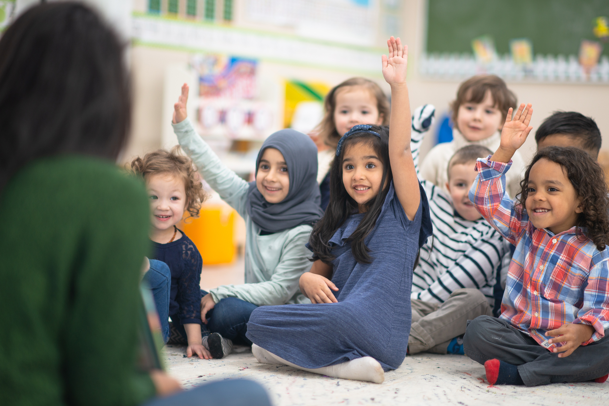 Muslim children are stigmatised by the government's Prevent strategy