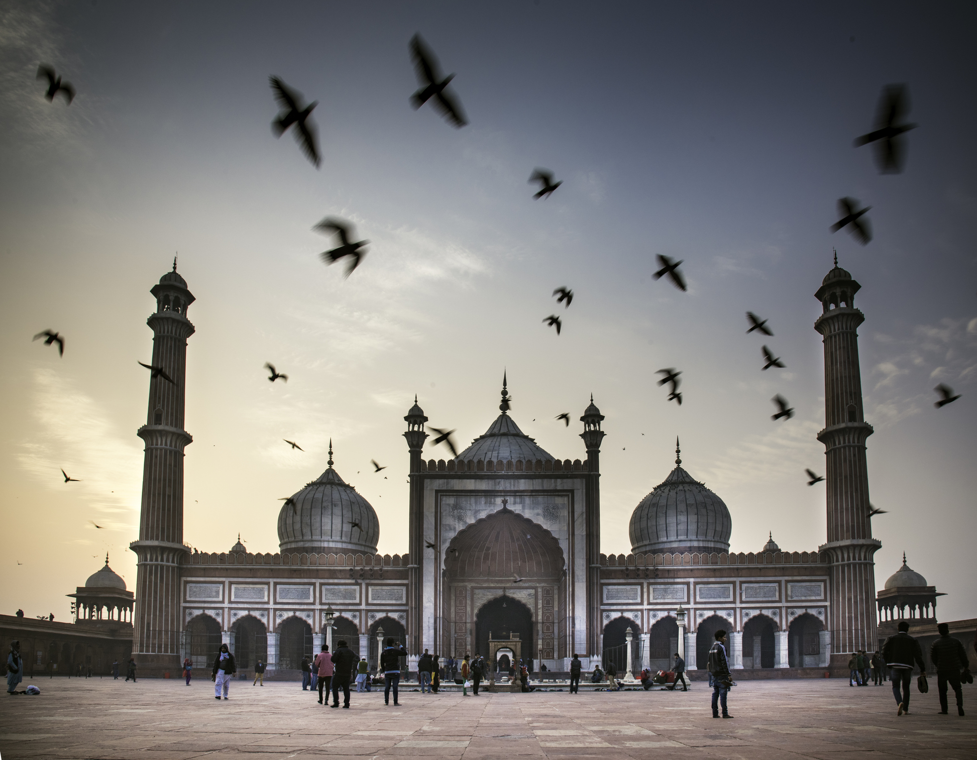 The Pew Research Center highlights the discrimination faced by Indian Muslims