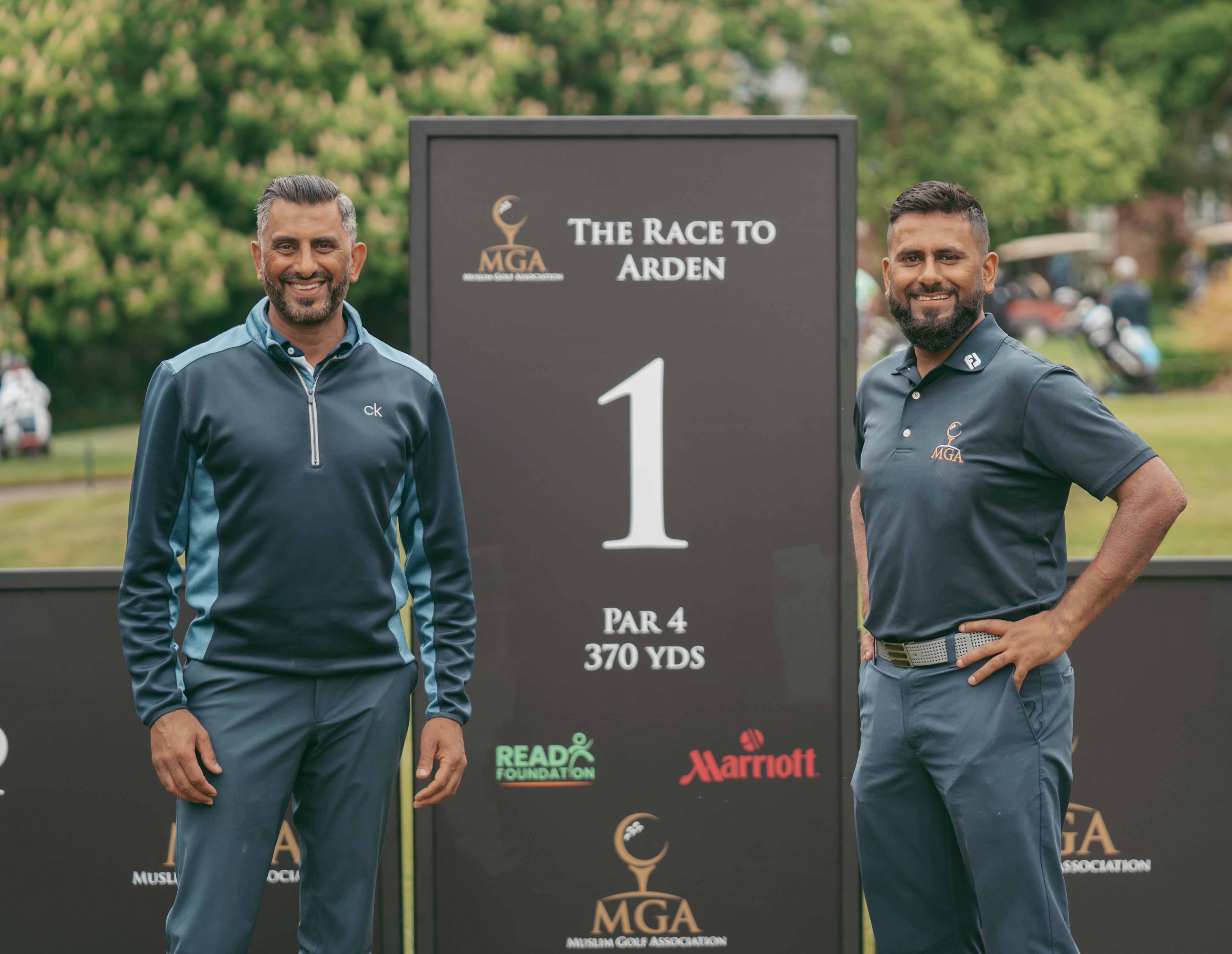 the Muslim Golf Association