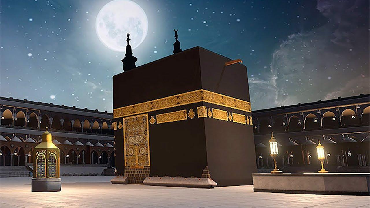 Makkah in digital form in Muslim3D