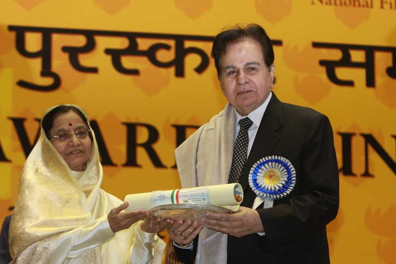 Famous Bollywood actor Yusuf Khan, better known to many by his stage name Dilip Kumar