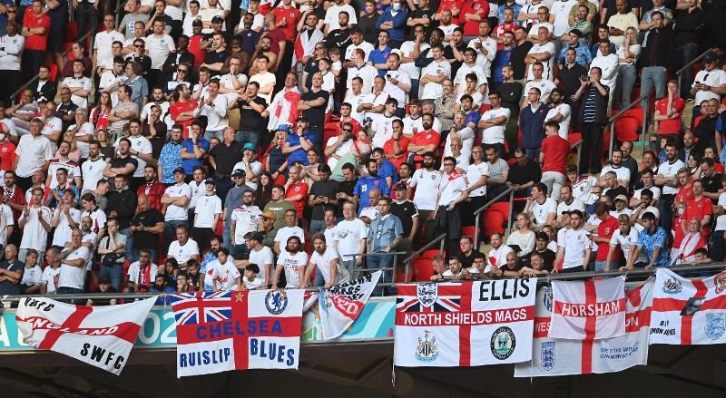 England's Euro 2020 football team is the most diverse ever