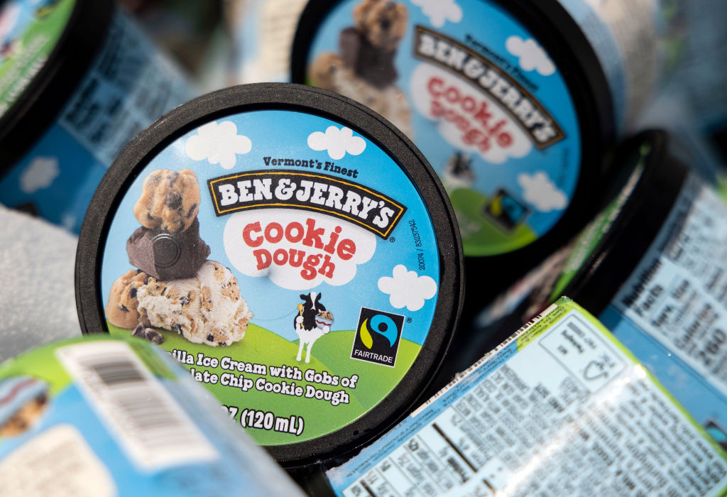 Ben & Jerry's announce they are to stop selling ice cream in the Occupied Palestinian Territories