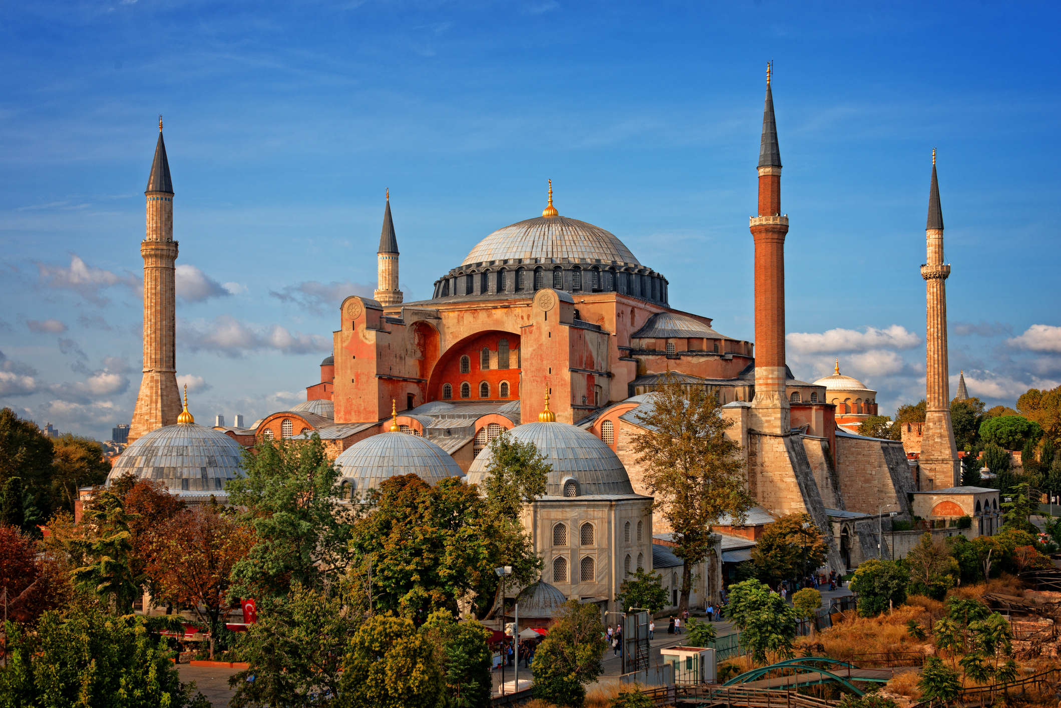 Istanbul's Hagia Sophia UNESCO World Heritage Site