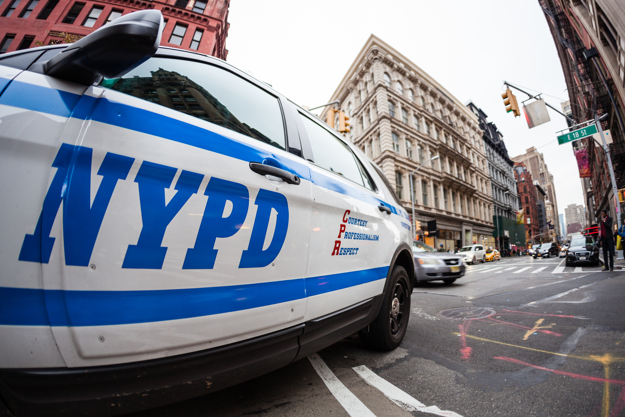 A man has been arrested by the NYPD for three separate hate crimes towards Muslims
