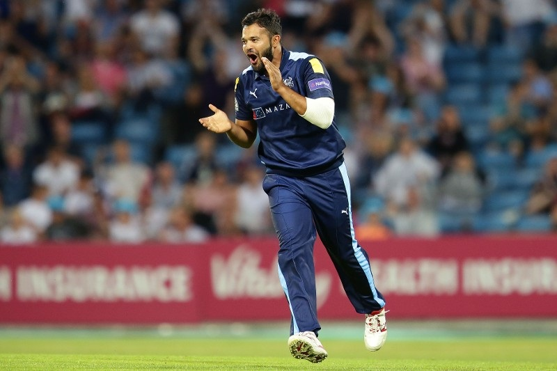 Former Yorkshire captain tweets publicly slamming his former club of an investigation into racism