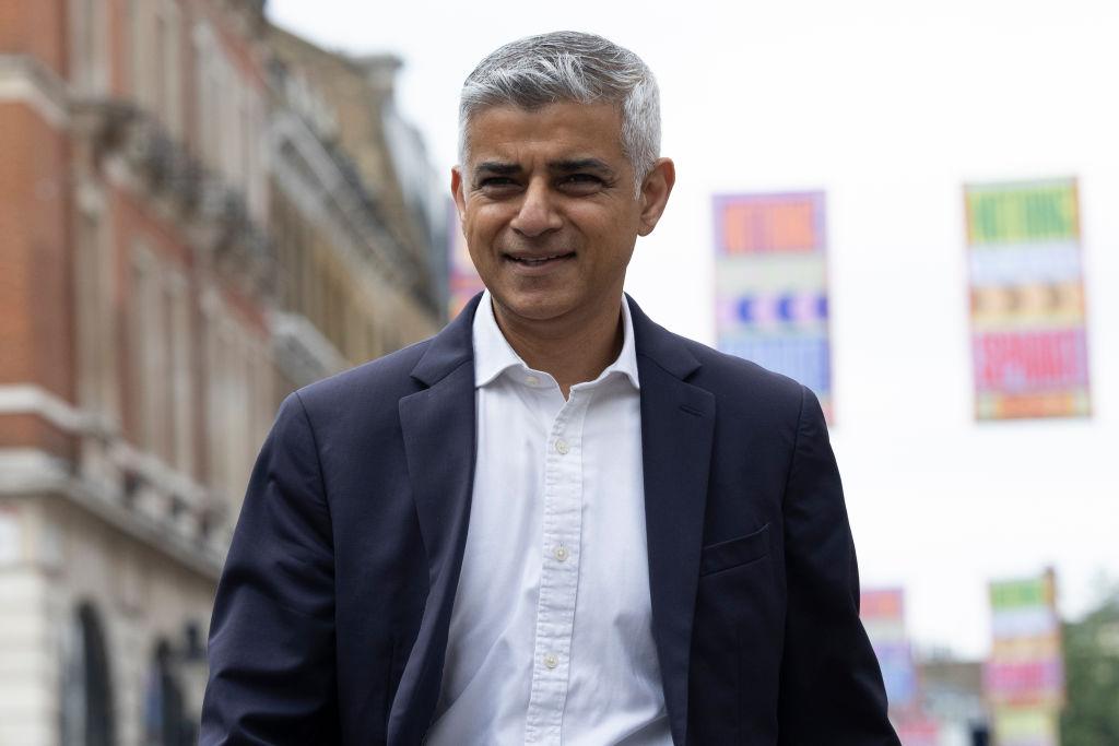Sadiq Khan backs proposal for Muslim war memorial in London