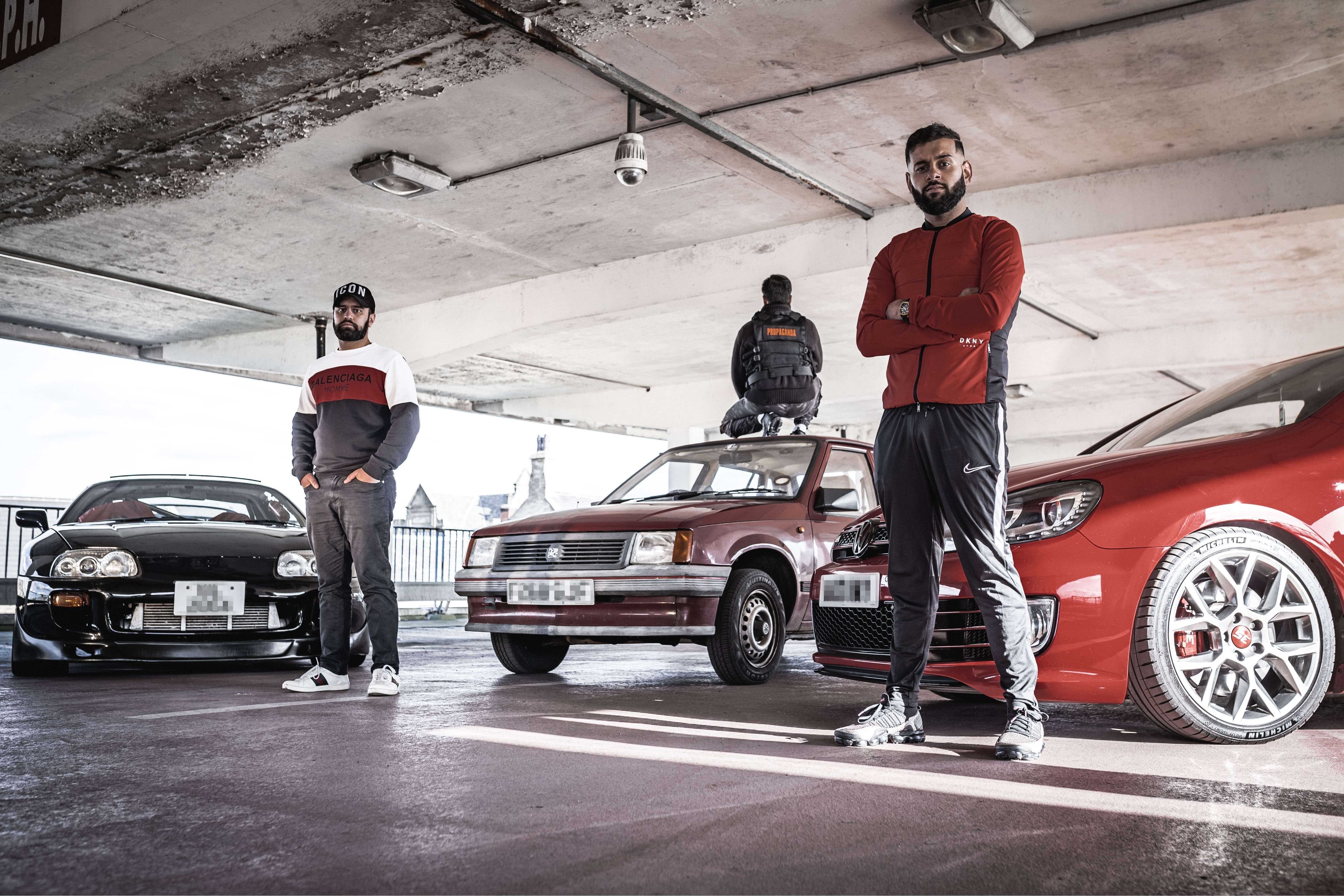 Peaceophobia: a new Bradford play about Muslim men and cars