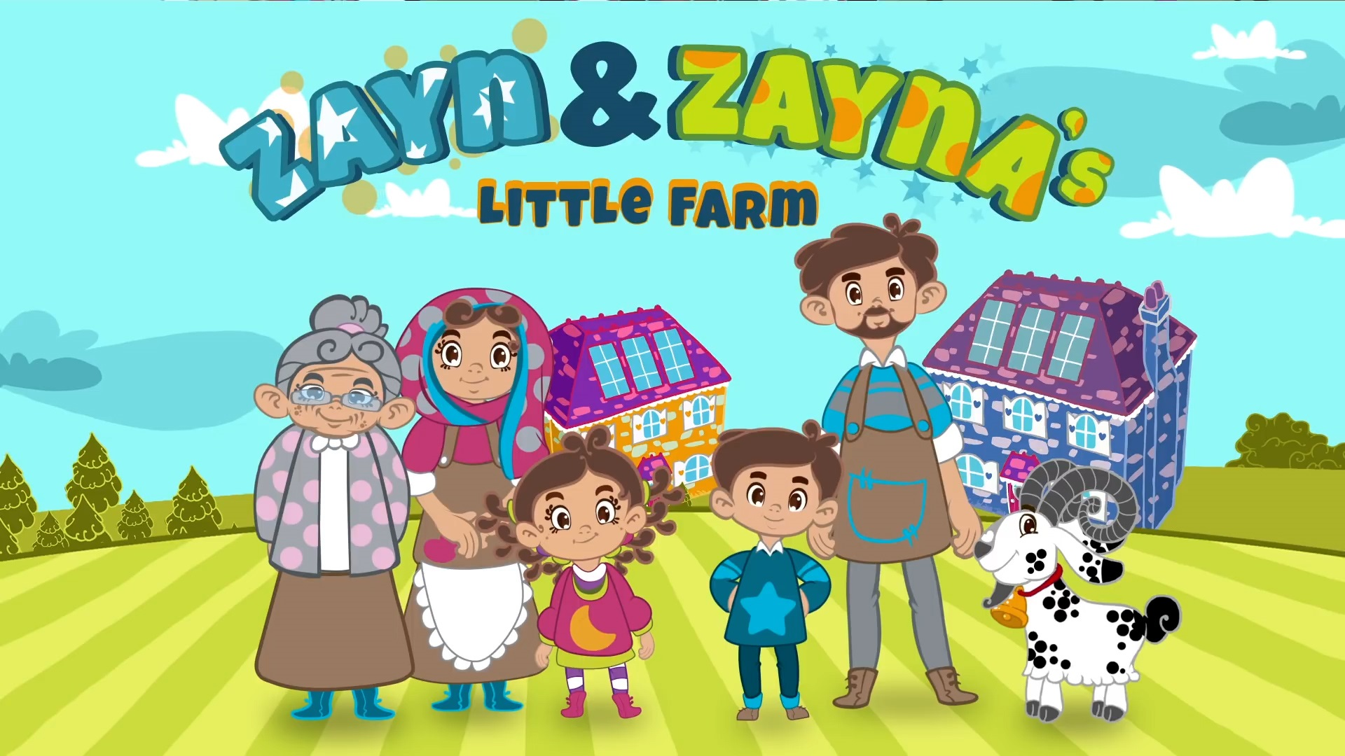 animated series Zayn and Zayna starts on Islam Channel in September