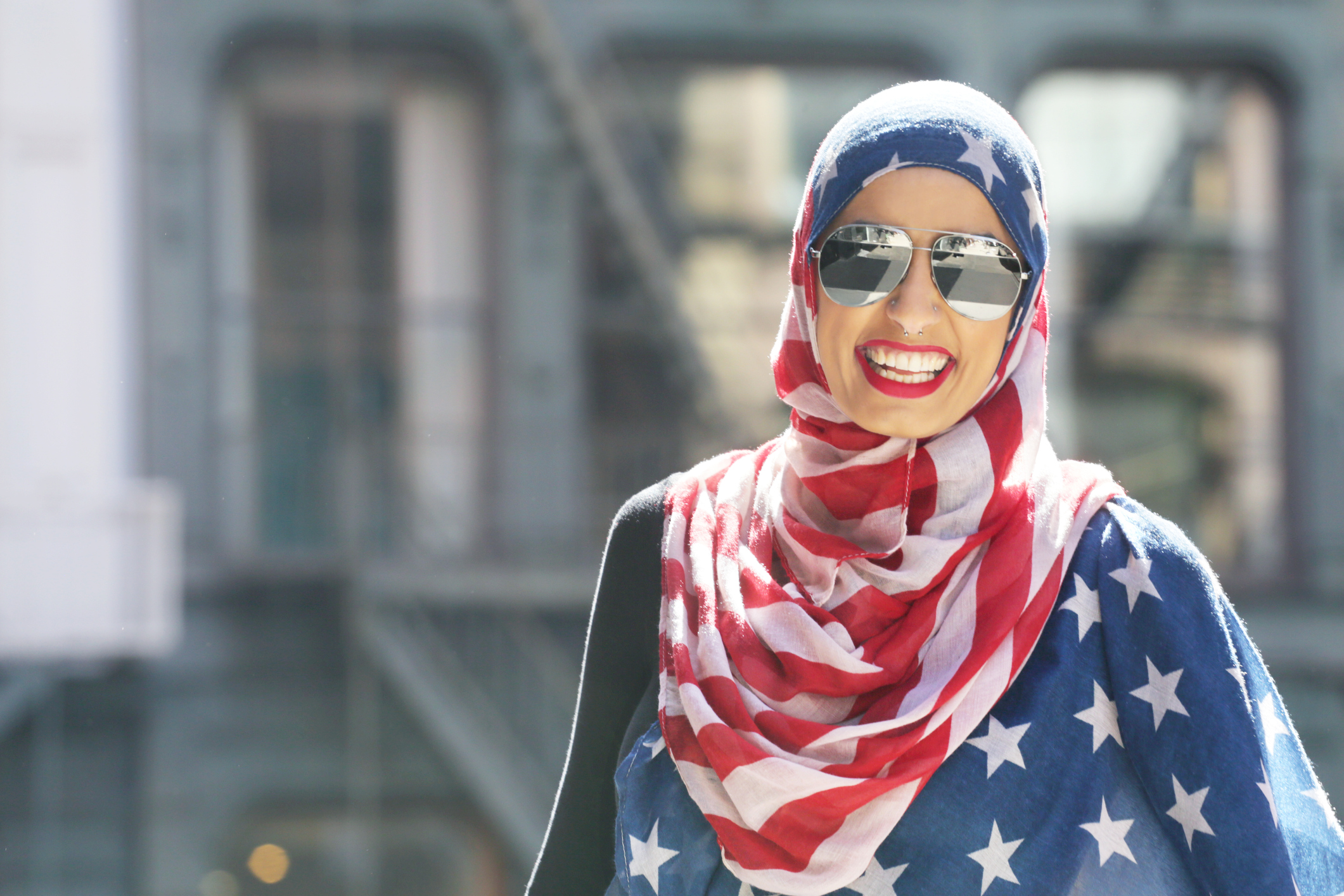 The Pew Research Center has reported on Muslims in the US in the two decades following 9/11