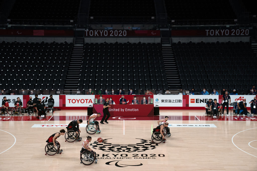 Muslim athletes win 154 medals at the Tokyo Paralympic Games