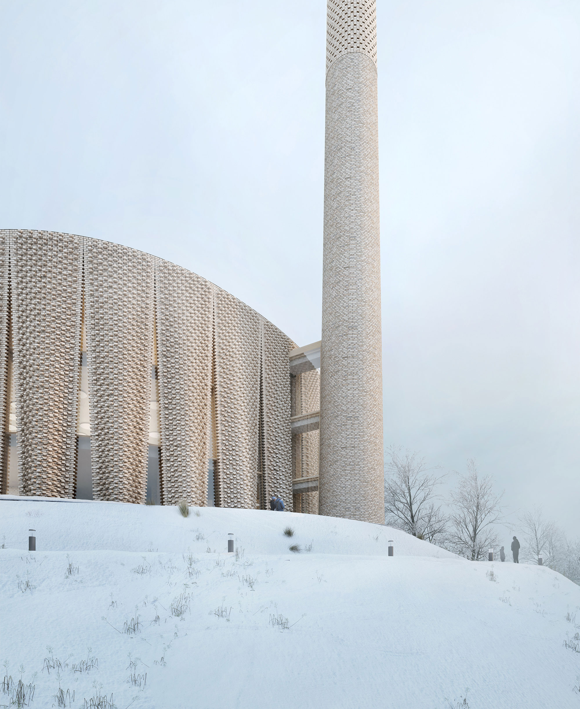 Luca Poian Forms wins competition to design new Preston mosque
