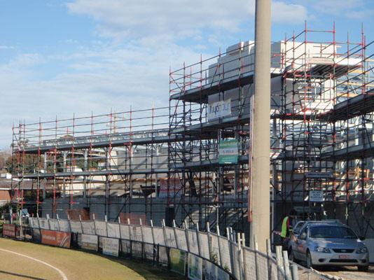Frankston Football Stadium