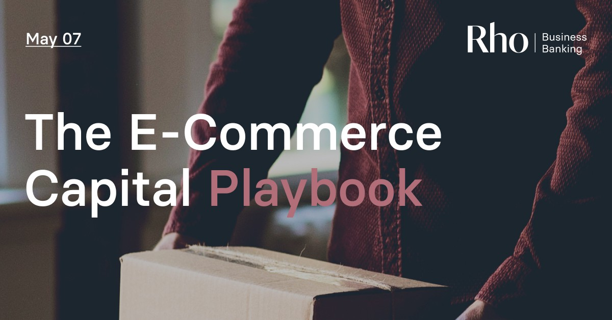 How to finance an e-commerce business at any stage