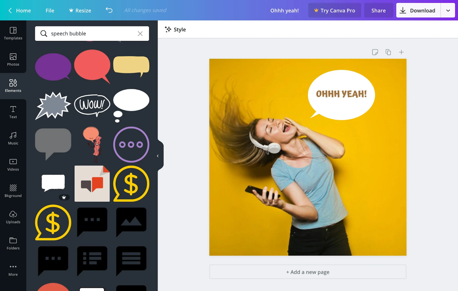 canva creative platform