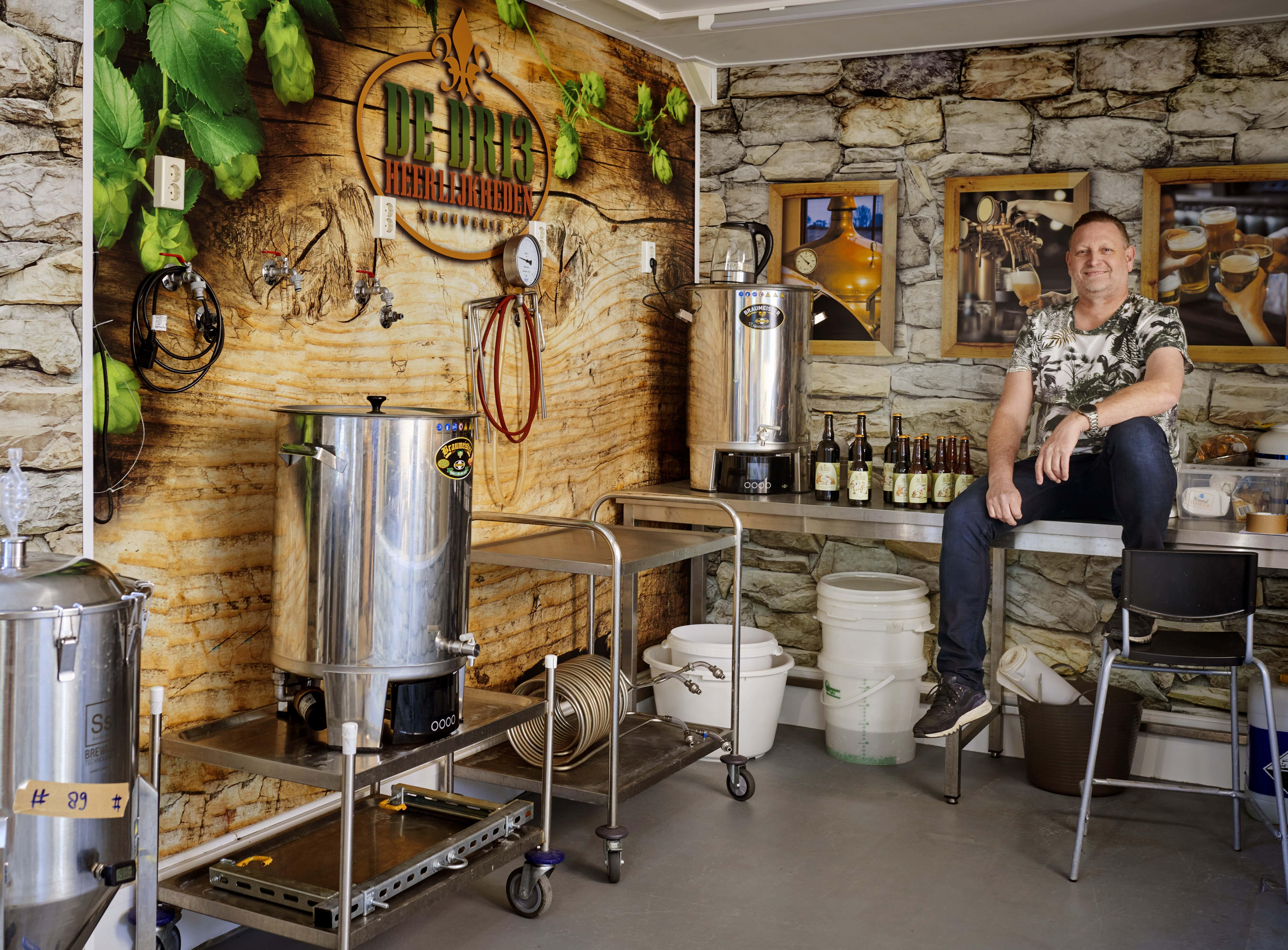 Bierbrouwerij: De Drie Heerlijkheden