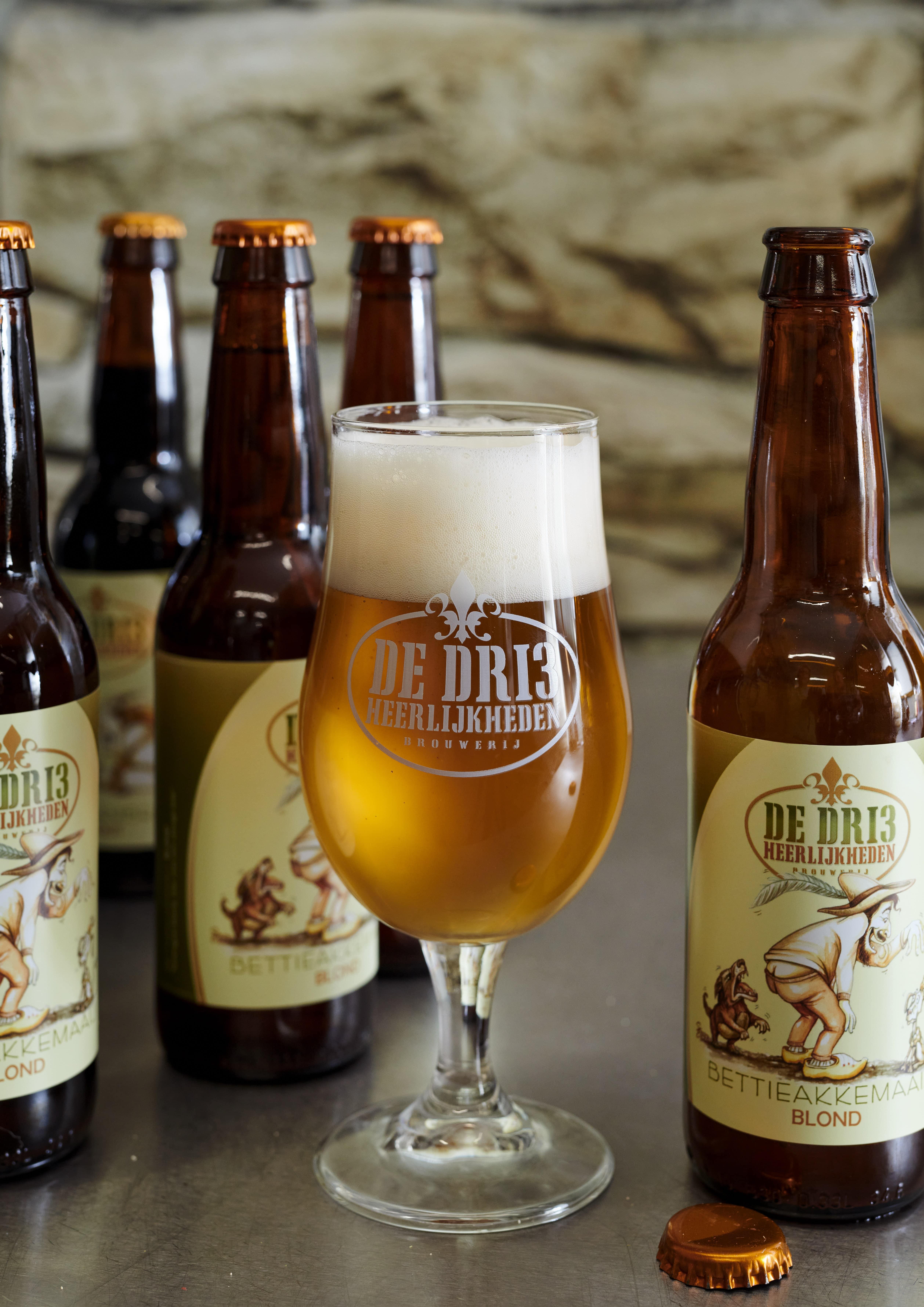 Bier van bierbrouwerij: De Drie heerlijkheden