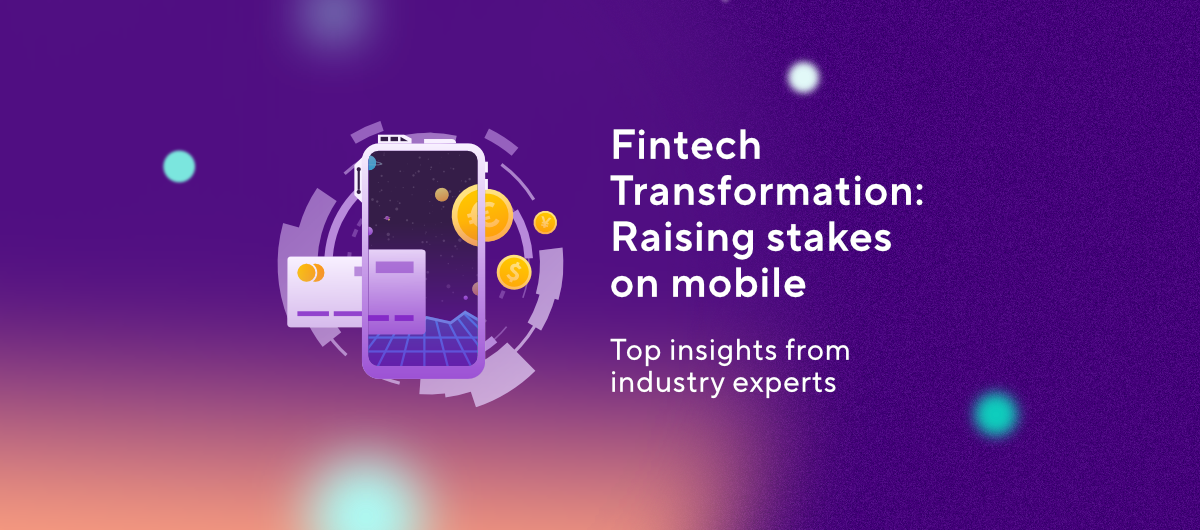 Raising stakes on mobile: learn from finance experts