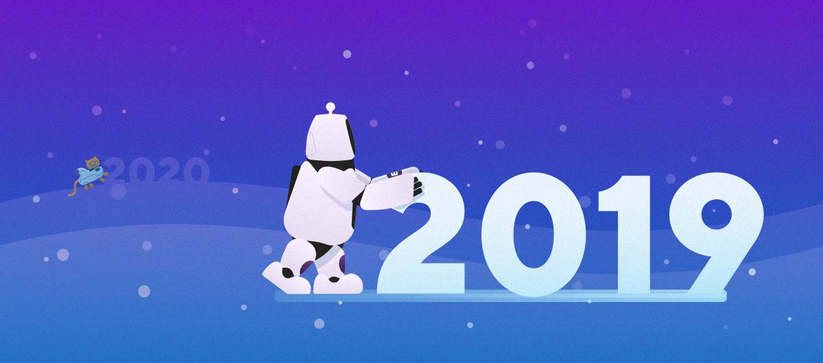 Bye-bye 2019, you were awesome!