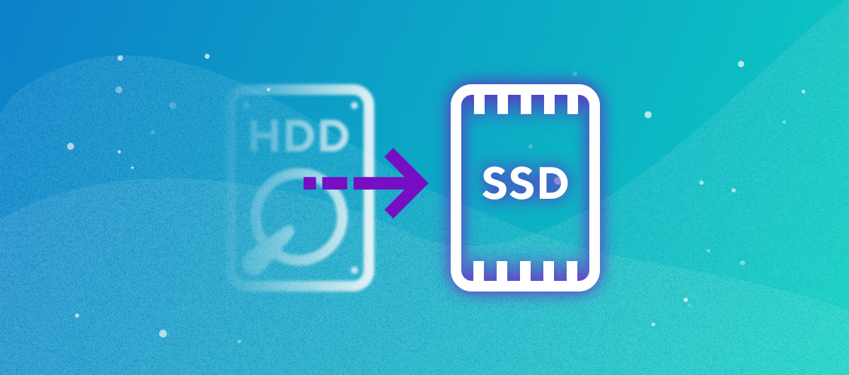 Faster builds on SSD disks