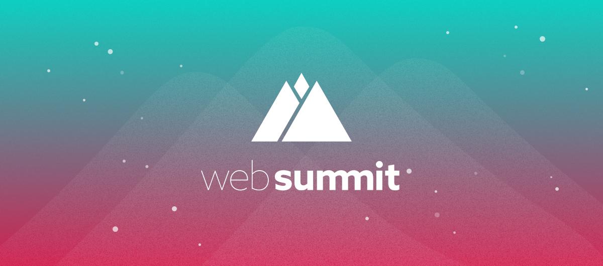 Meet us at the Web Summit 2018 (Lisbon)