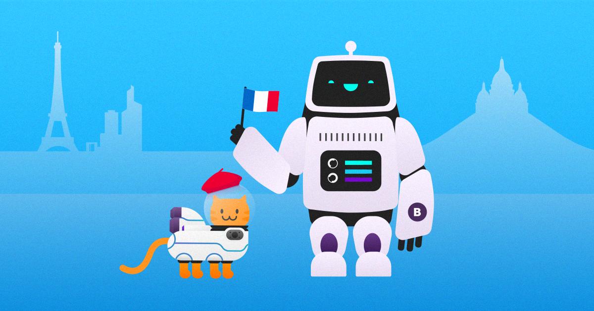 Meet us in Paris!