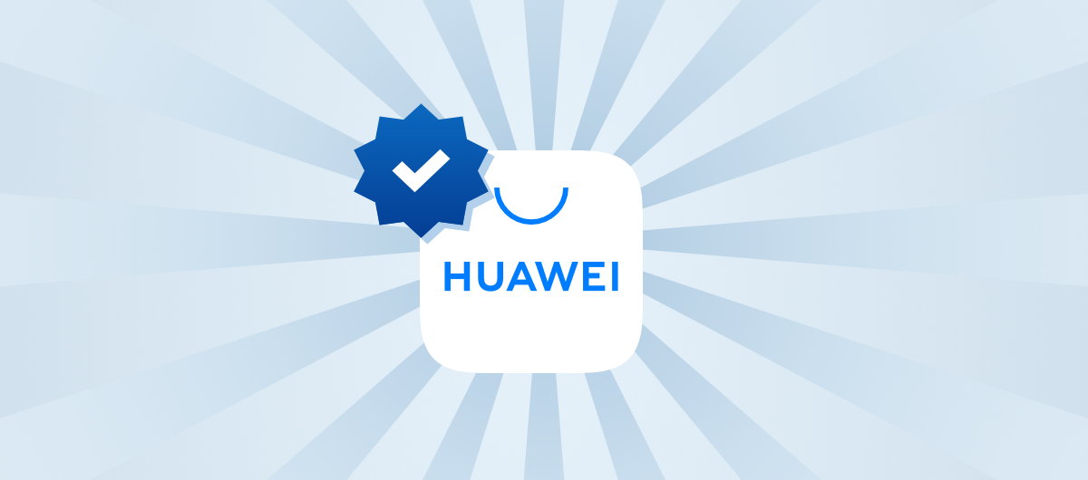 Welcome the Huawei AppGallery Connect Reports Step