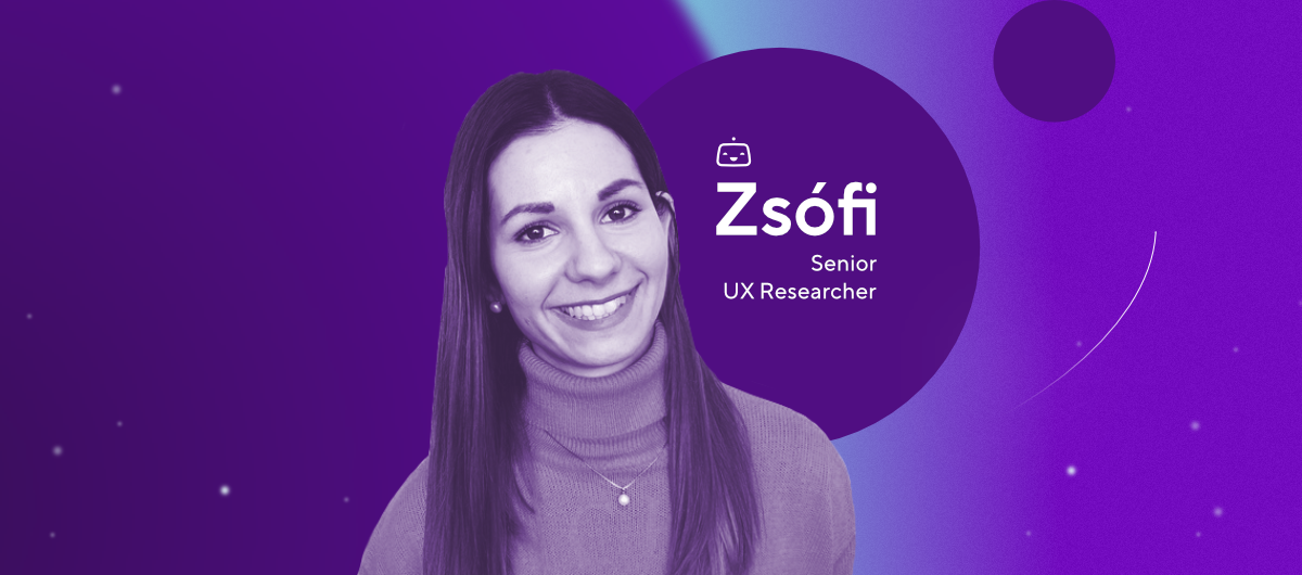 Behind the Scenes: Women in Tech with Zsófia Kothencz