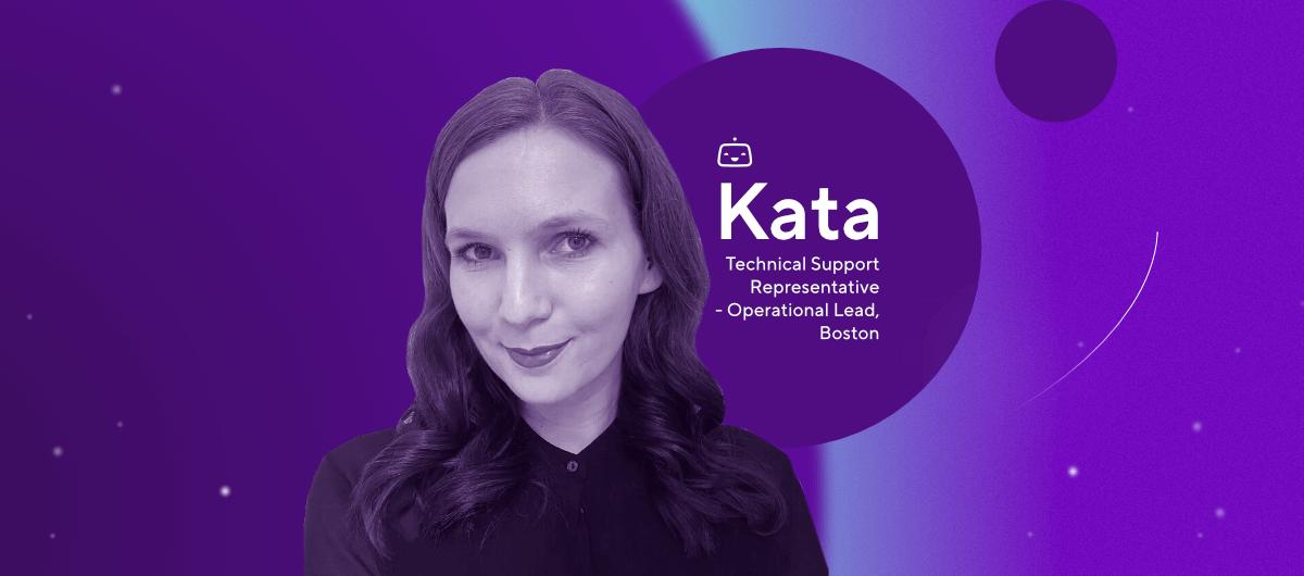 Behind the Scenes: Women in Tech with Kata Csizmadia