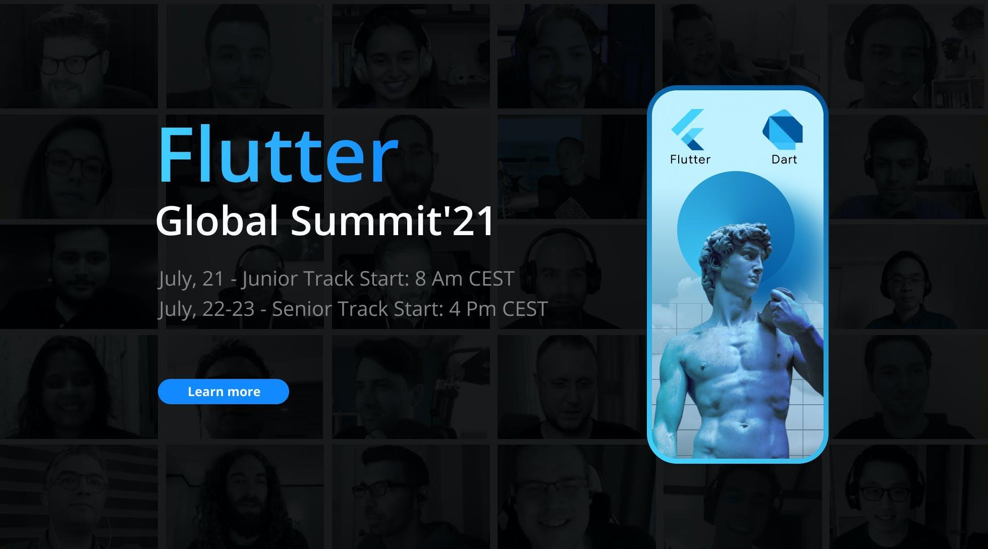 Key takeaways from Flutter Global Summit '21