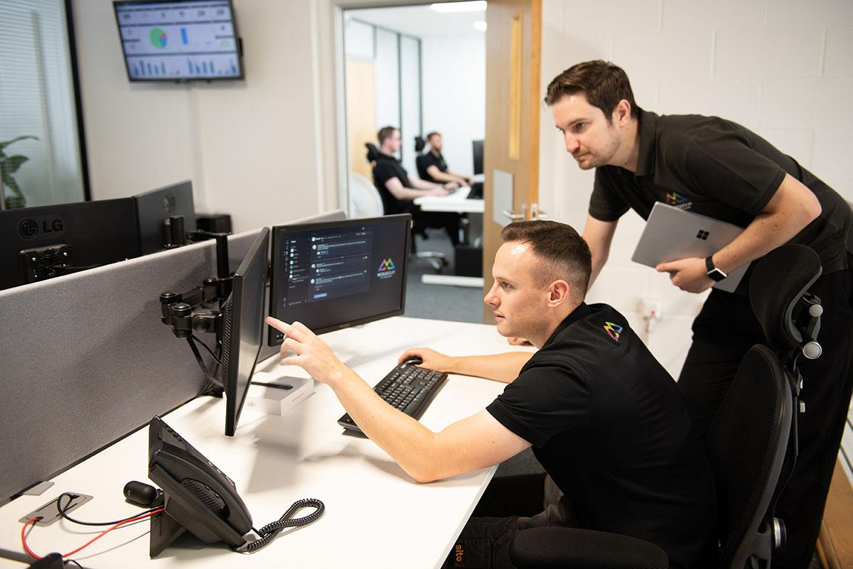 Cyber Sec - Header it outsourcingin Liverpool, Preston, Southport