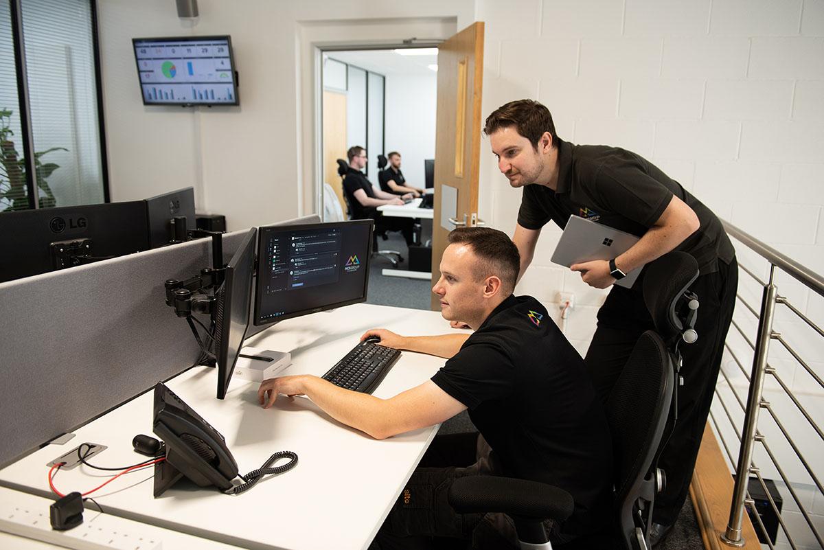 Cyber Sec - Network LockIT support in Liverpool, Preston, Southport