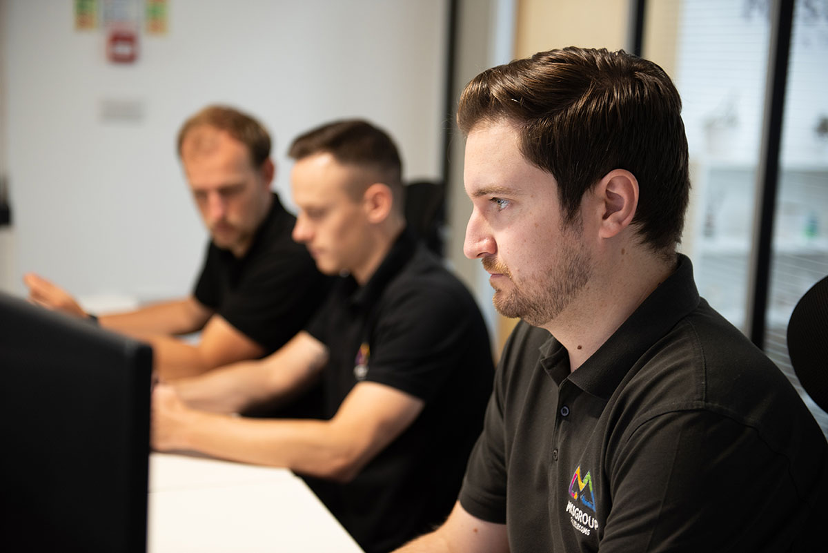 Managed IT - Header it management in Liverpool, Preston, Southport