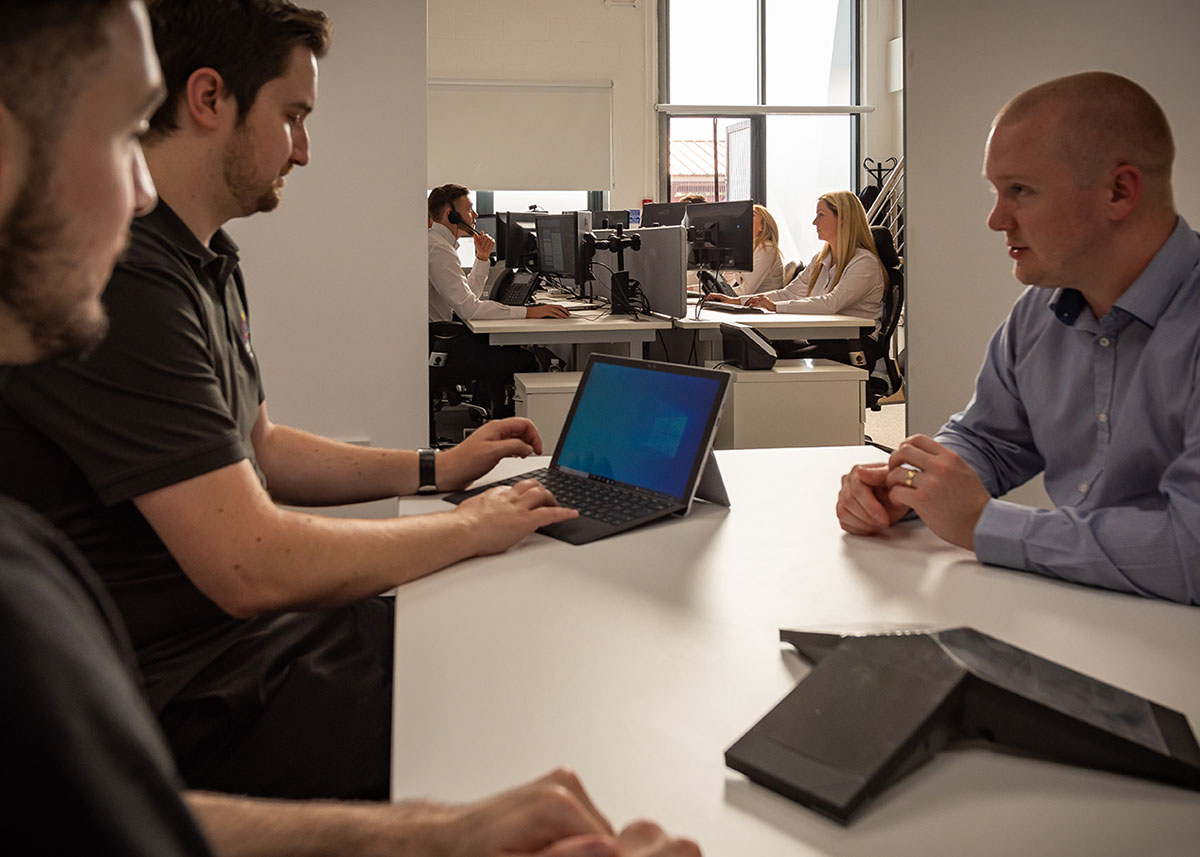 Microsoft 365 - Work offline it management in Liverpool, Preston, Southport