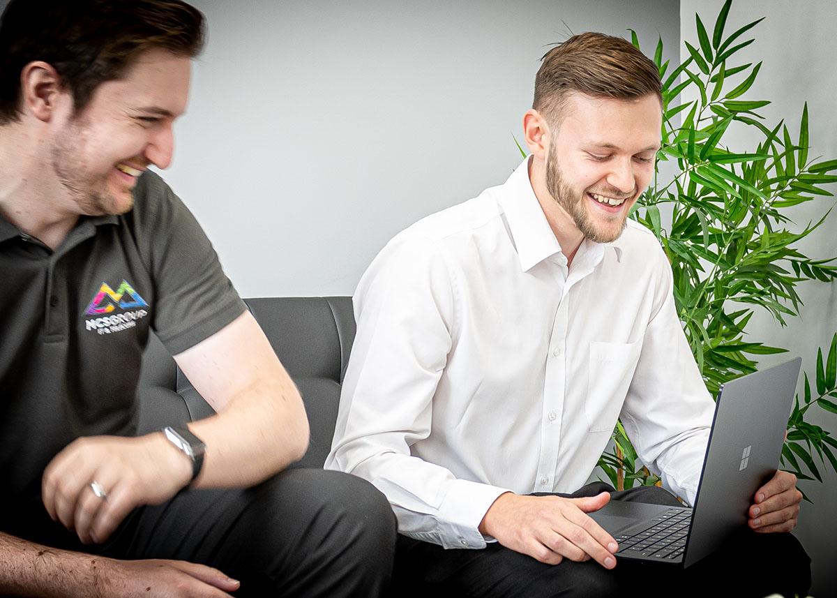 Microsoft 365 - Header IT support in Liverpool, Preston, Southport