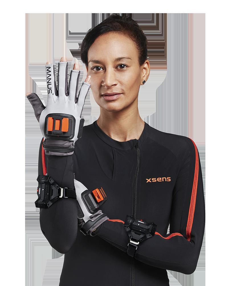 Xsens Gloves By Manus